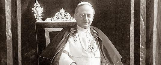 Encíclica Mortalium Animos