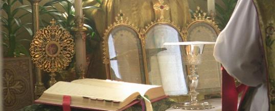 Ordinário da Missa – FSSPX