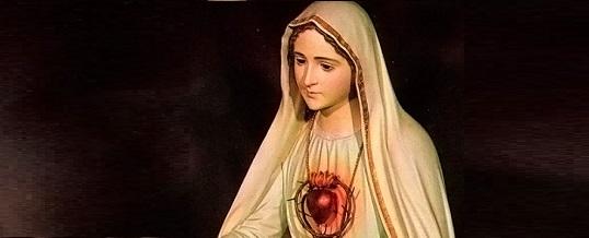 Pequena Coroa em Honra do Imaculado Coração de Maria