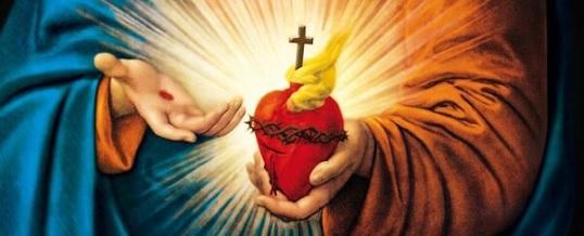 Novena em honra do Sagrado Coração de Jesus