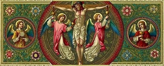 Ladainha do Preciosíssimo Sangue de Nosso Senhor Jesus Cristo