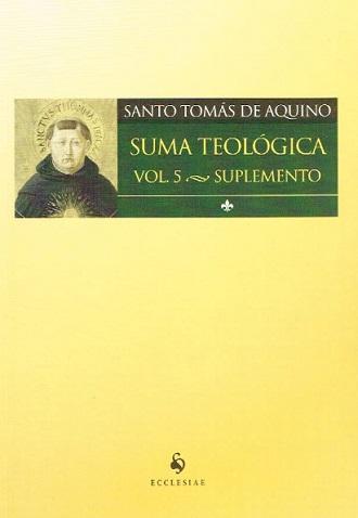 Suma Teológia Vol 5 – Suplemento