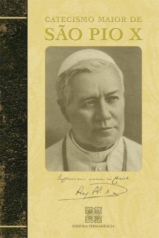 Catecismo Maior de S. Pio X – Capa dura